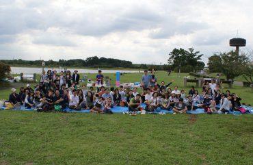 野外礼拝・バーベキュー 2011年9月25日
