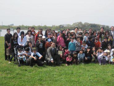 野外礼拝・バーベキュー 2010年4月18日