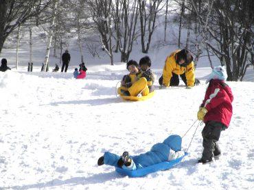 教会スキー 2008年2月11日