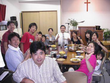 愛餐会 2008年7月13日
