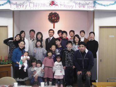 クリスマス祝会 2008年12月21日