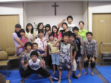わんぱく会 2009年7月19日