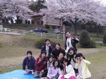 お花見 2010年4月4日